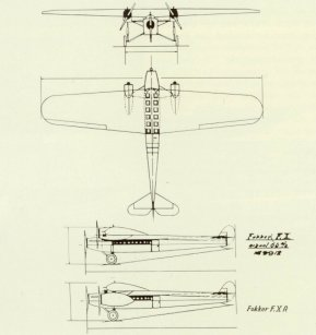 The two remaining drawings of the F.X