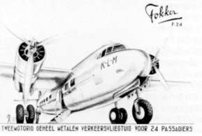 Artist's impression of the F.24