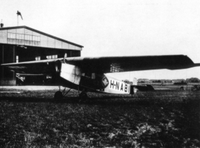 The H-NAB, the third F.III from KLM