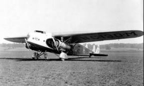Fokker F.32, build in the U.S.