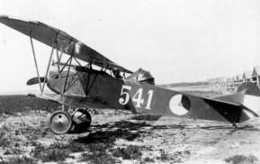 Fokker C.1 of the Dutch Royal Airforce