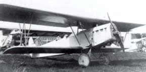 Fokker C.5C of the Dutch Airforce who ordered six