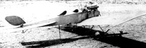 Fokker M.3 looked alike the M.2 but was less aerodynamics
