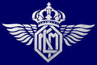 KLM logo before WW2
