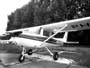My first lessons were in this Cessna, the PH-VVD